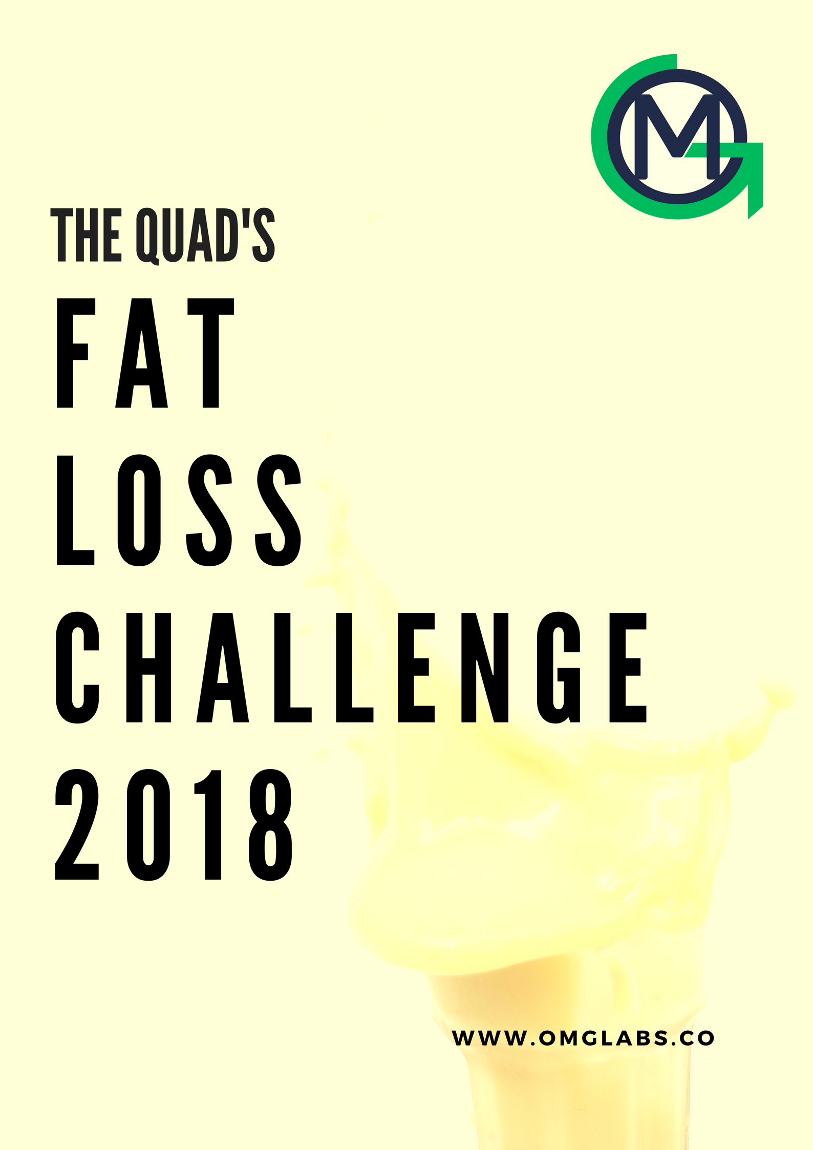 OMG QUAD Fat Loss Challenge Pack