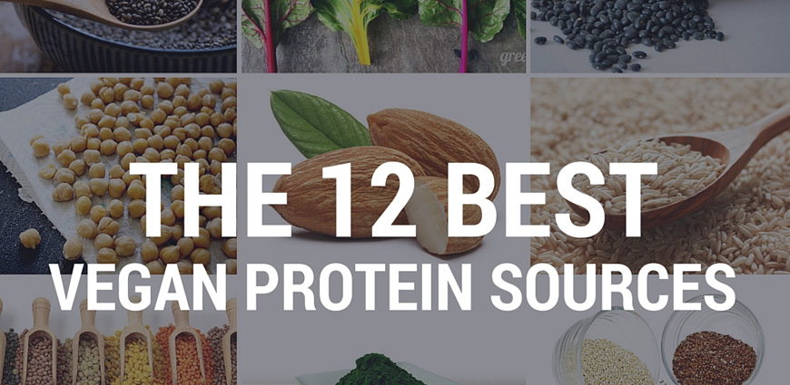 12 BEST VEGETARIAN SOURCES OF PROTEIN